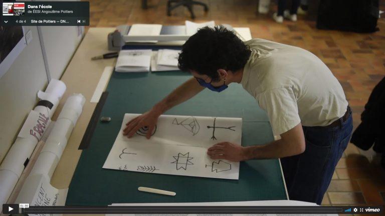 Les ateliers, la vie dans l'école