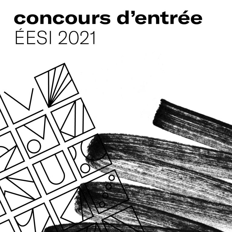 Concours d'entrée 2021